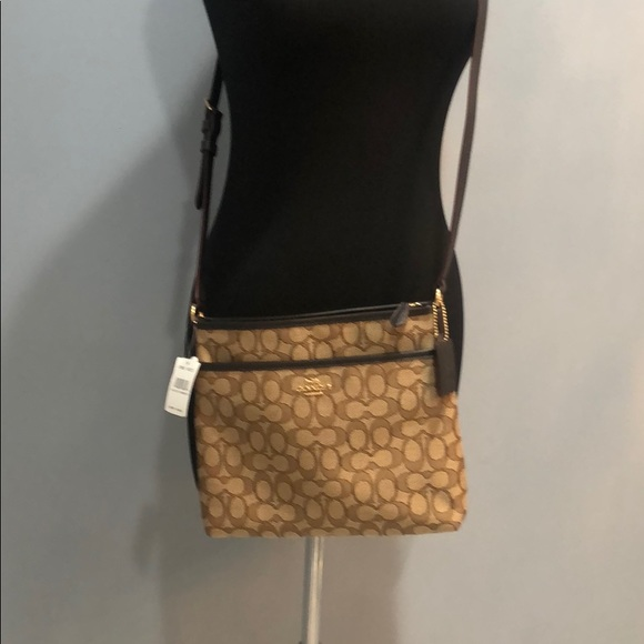 Coach Handbags - Coach brand new with tags cross body bag Authentic